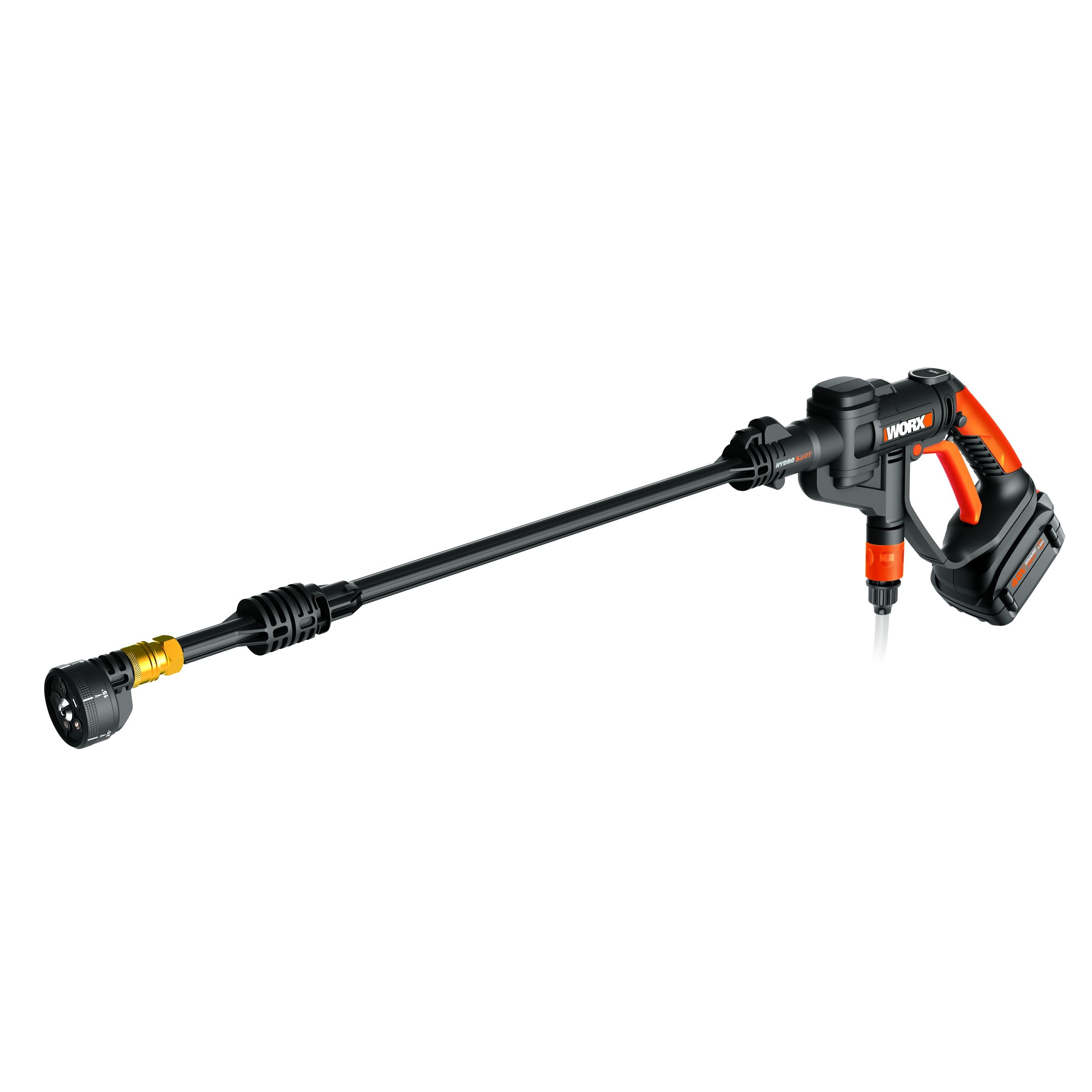 40v Hydroshot Portable Power Cleaner
