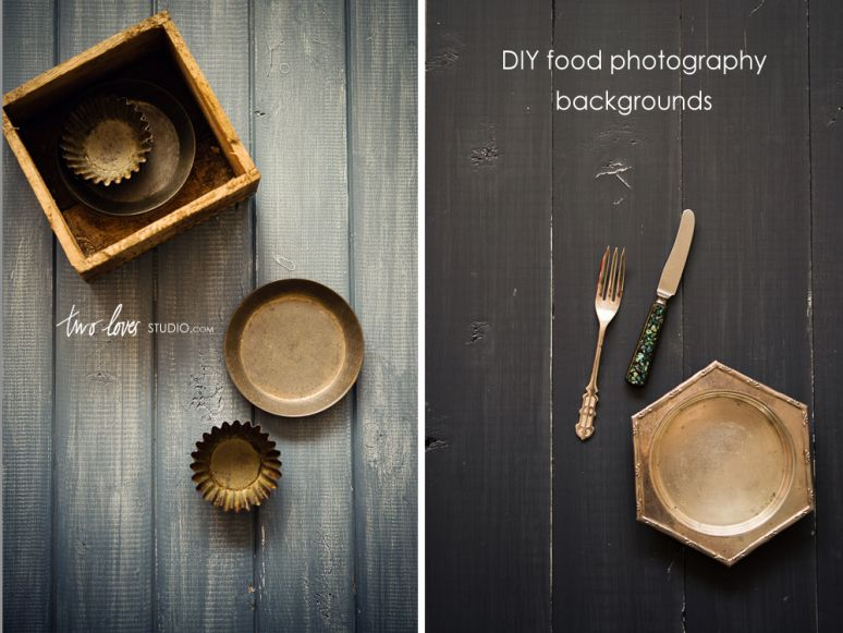 Diy Food Photography Backgrounds With Two No Fuss Painting Techniques Food Photography Background Food Photography Props Backgrounds Background For Photography