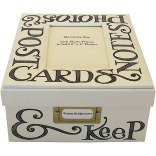 Buy Emma Bridgewater Black Toast Memories Box At Argos Co Uk Your