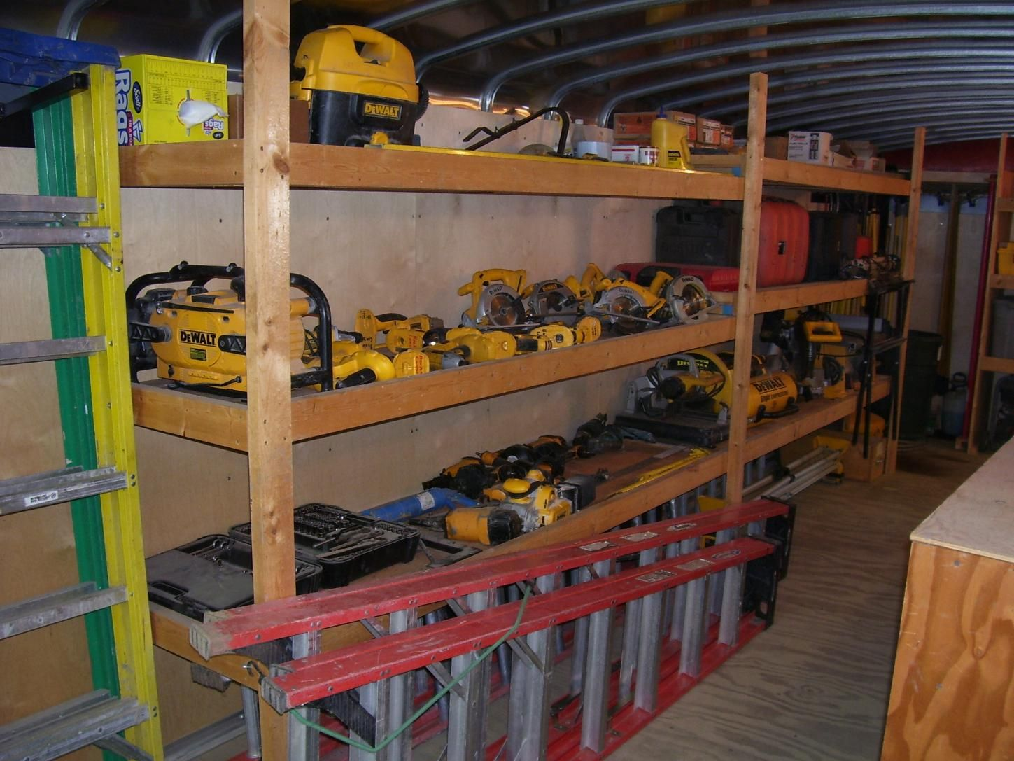 Job site trailers, show off your set ups!2009