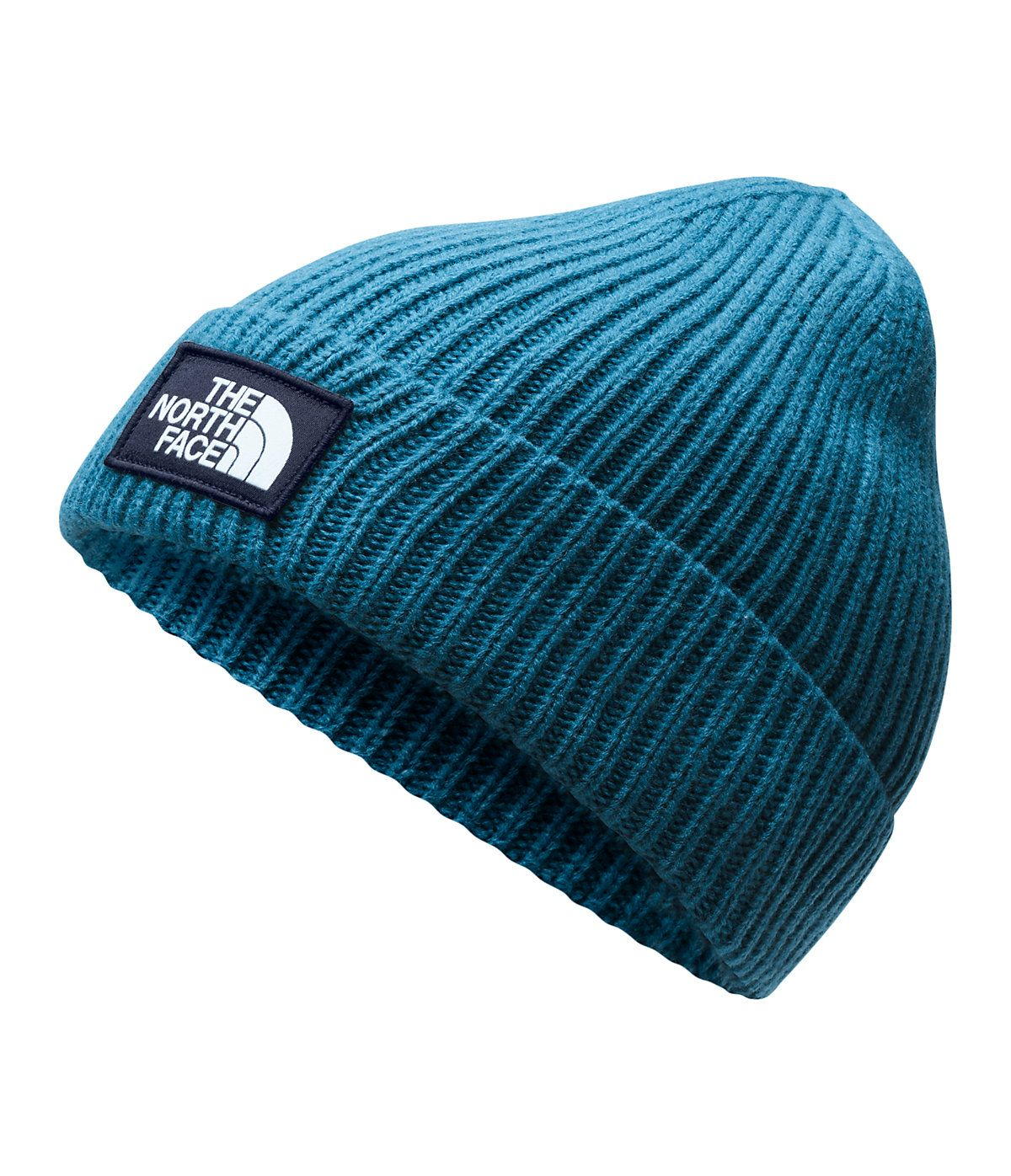 ec54c0e8c The North Face TNF Logo Box Cuffed Beanie Hat in 2019 | Products ...