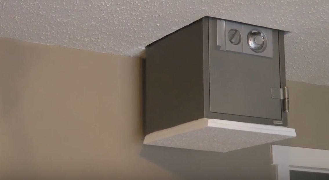Hidden safes hiddensafes Hidden safe, Small home safes