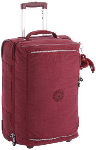 39 L Kipling Teagan S Luggage Dark Plum