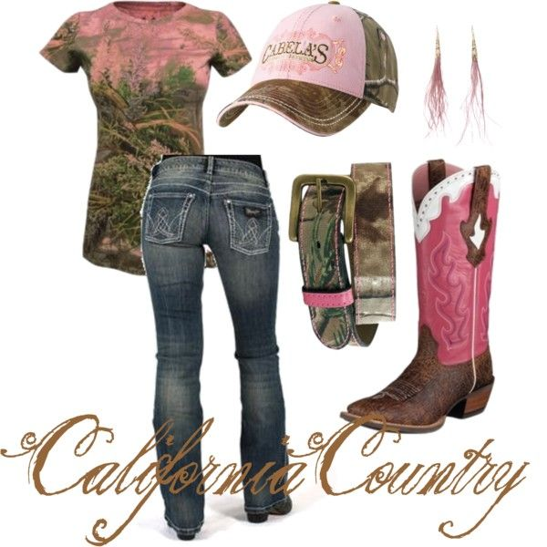 Cute Country Girl Outfits