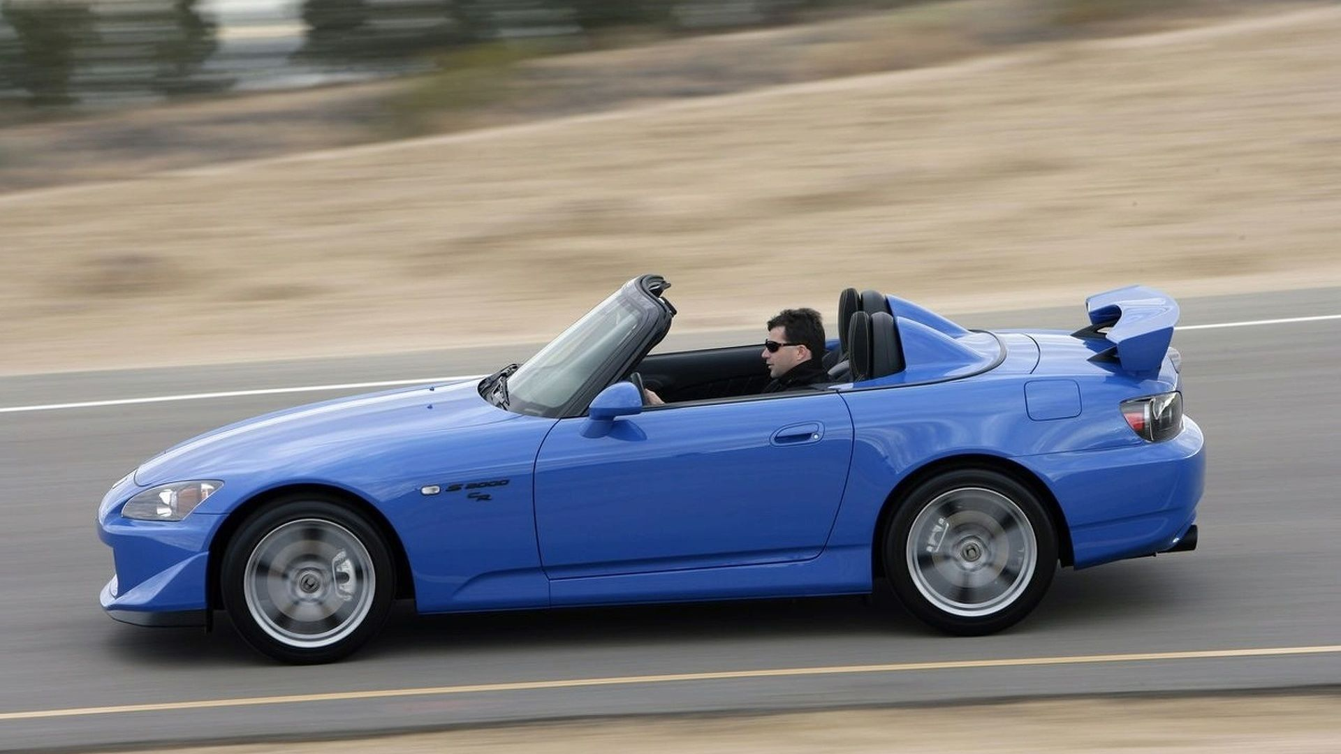 Exceptional 2009 Honda S2000 CR   Special North American Model To Close Out S2000 Sales  Forever.