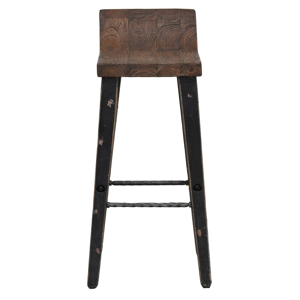 Tam 24 Inch Low Back Counter Stool Overstock Shopping Great