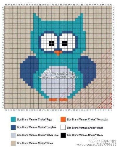 My Patterns Pinterest Crochet Blanket