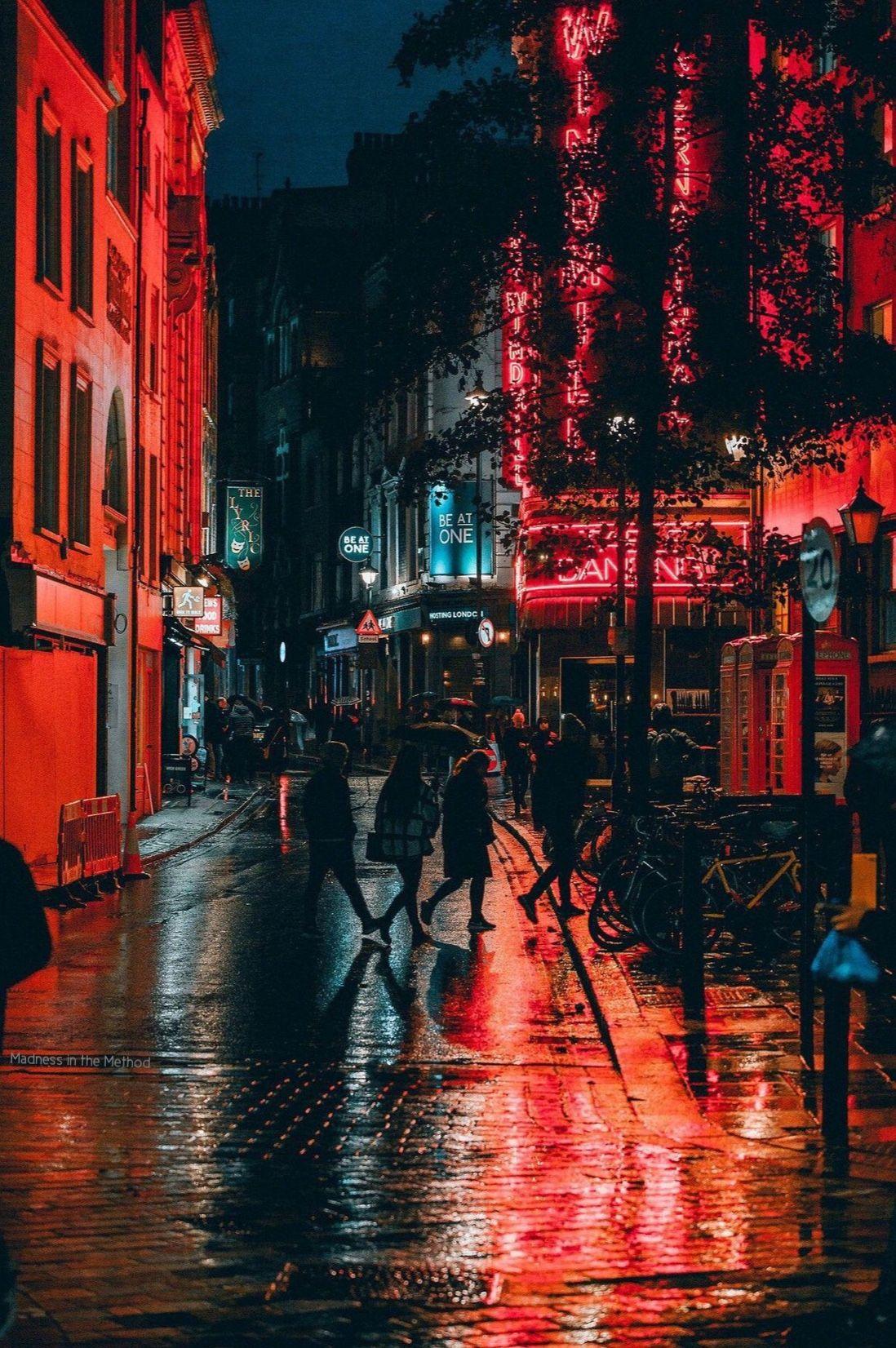 ະ Madnessinthemethod ະ Rain Photography City Landscape City Aesthetic Urban Landscape