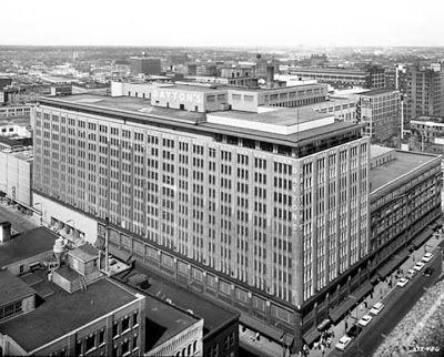 The Department Store Museum: Dayton's, Minneapolis, Minnesota