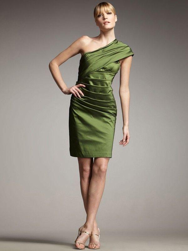 cutenfanci.com satin-cocktail-dresses-06 #cocktaildresses