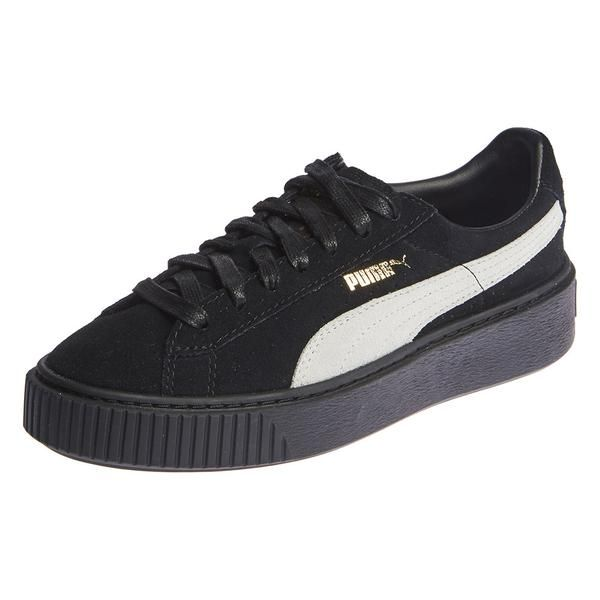 buy popular 50471 b0e5b BTS x Puma Suede Platform Sneakers 36222305 shoes | Shoes ...