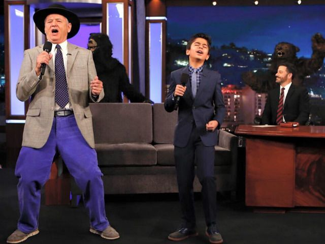 5c63bcf06cd Bill Murray & Neel Sethi Sing The Bare Necessities. Watch them here  #TheJungleBook