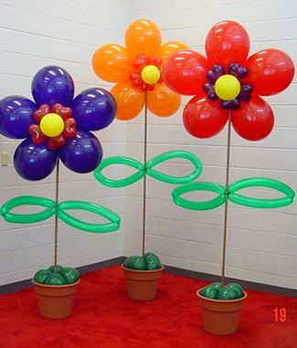 How To Make Balloon Centerpiece | How To Create Balloon Decorations  |Articles Web