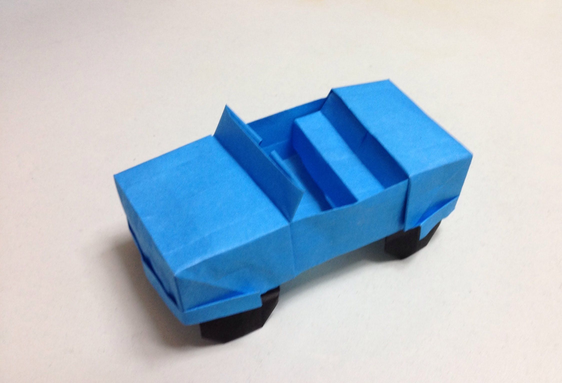 How to make a origami jeepcar currency pinterest jeep cars how to make a origami jeepcar jeuxipadfo Choice Image