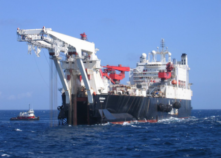14 Types of Ships with Dynamic Positioning System