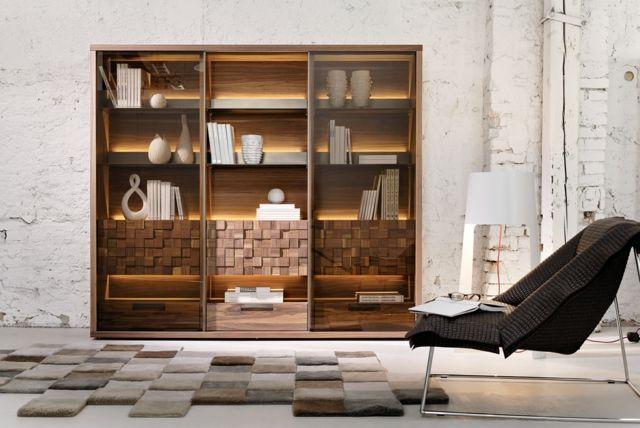 Möbel aus Echtholz \u2013 Voglauer präsentiert Wohnideen im Natur-Look - designer arbeitstisch tolle idee platz sparen