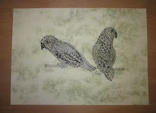 Connys-Handarbeiten: Zeichnungen