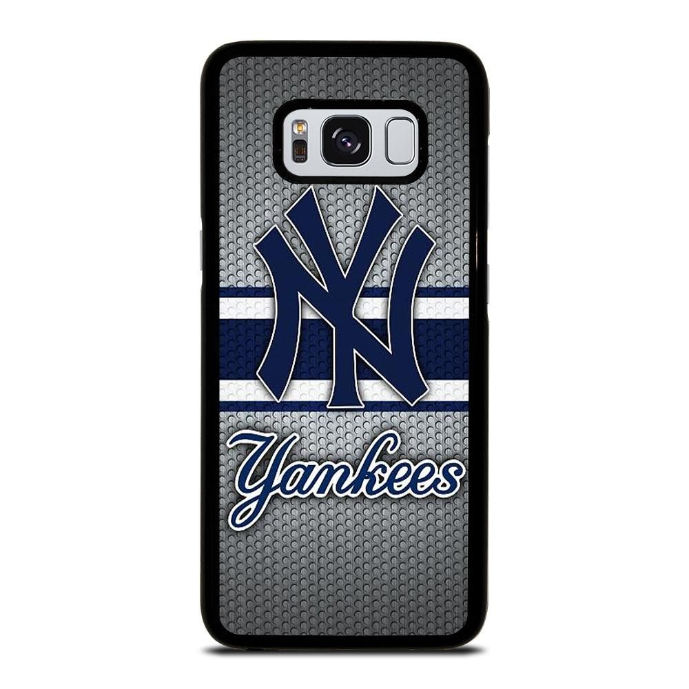 New York Yankees Icon Samsung Galaxy S8 Case Cover
