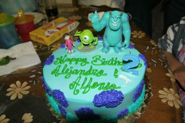 Pin by Veronica Danner on monsters inc birthday Pinterest