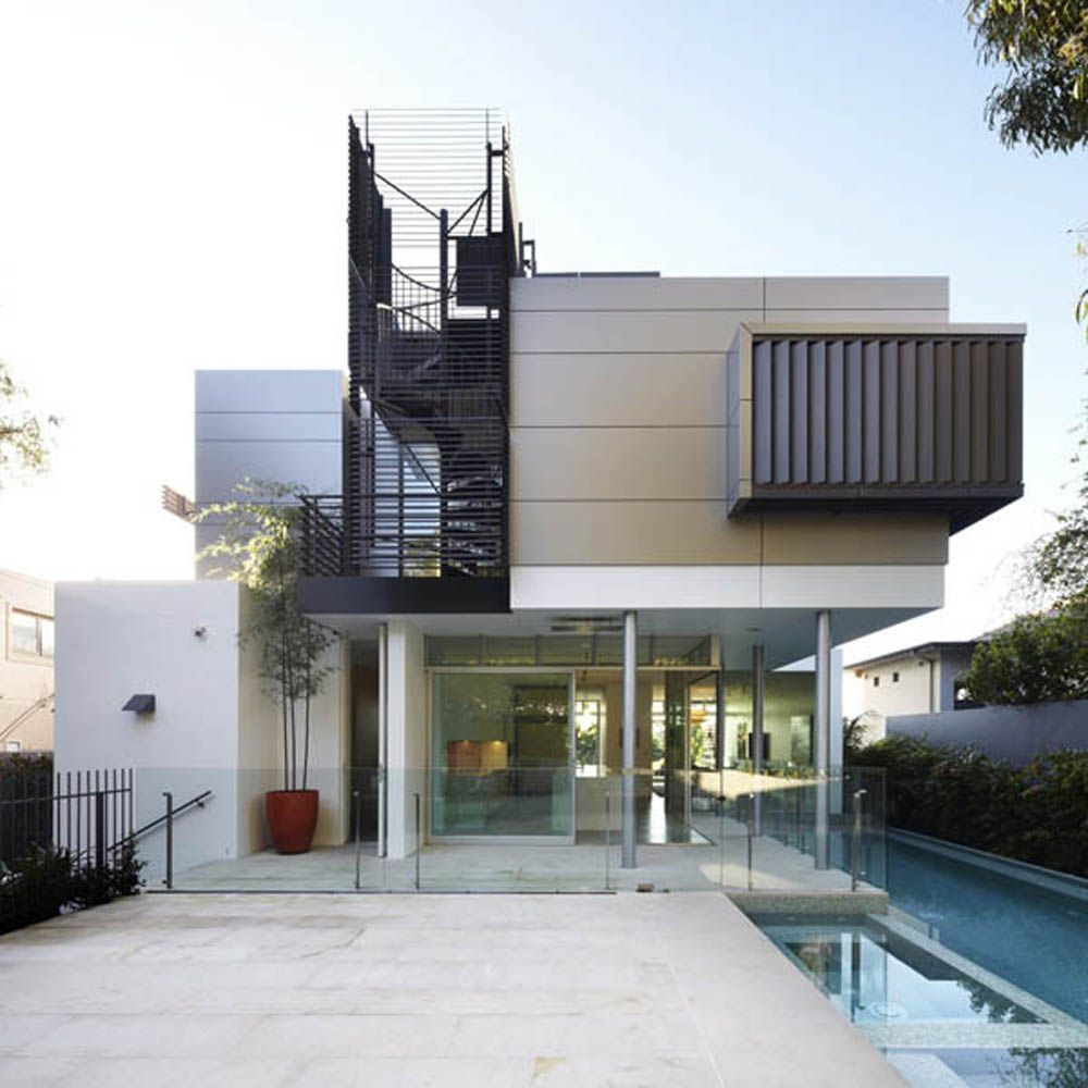 Case moderne di design elegant colori esterni case moderne ville moderne di design foto tempo - Cucine lussuose moderne ...
