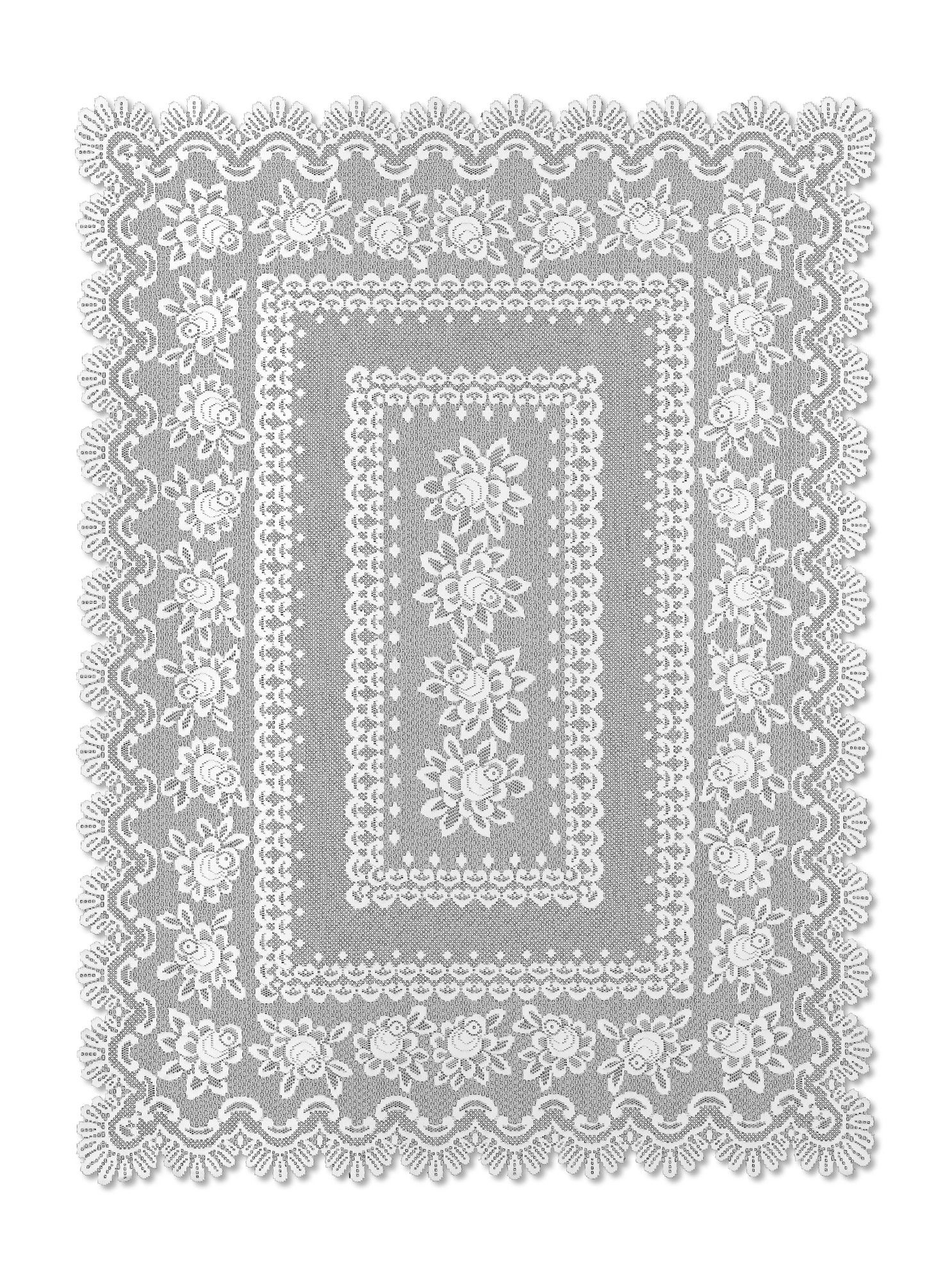 Rose Rectangle Tablecloth