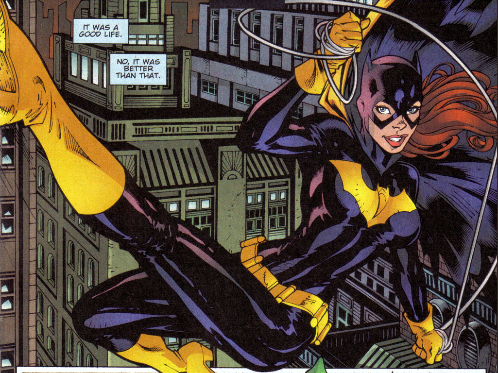 Image result for batgirl barbara gordon