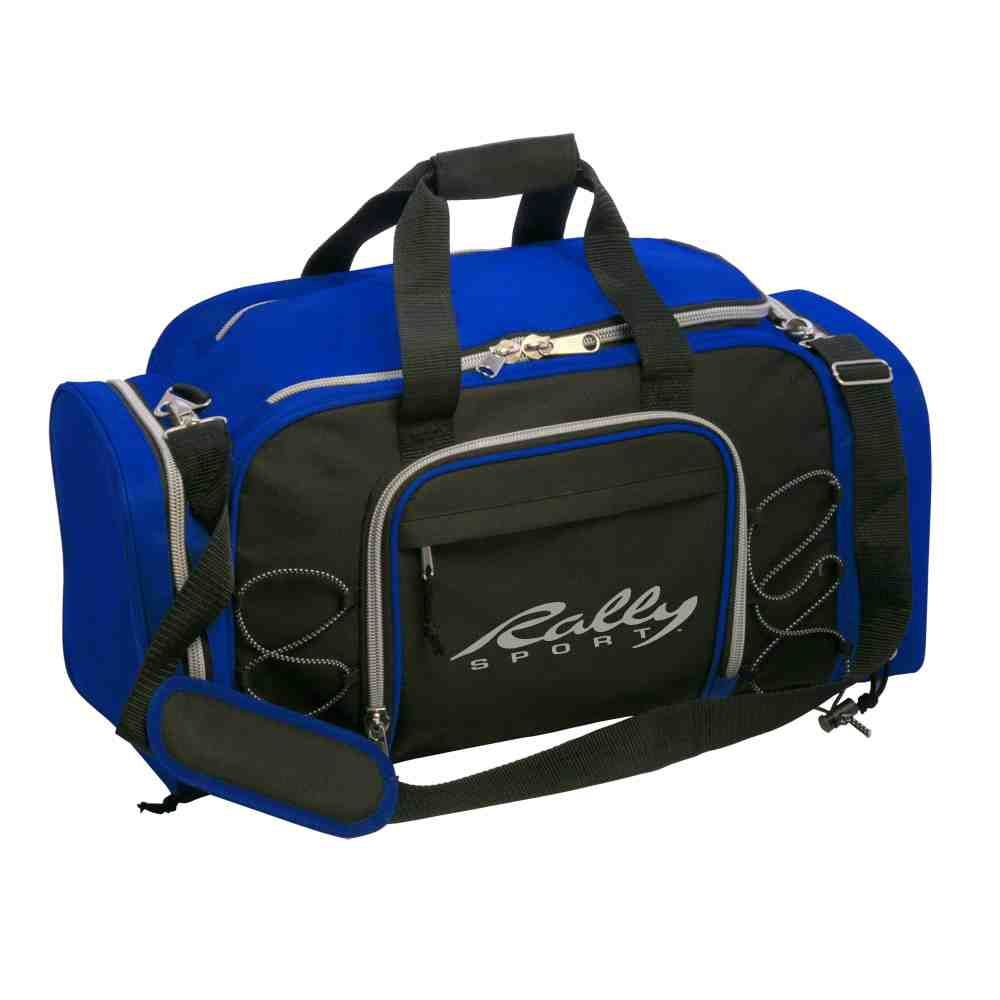 Personalized Sports Duffle Bags