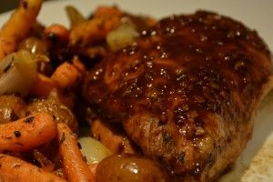 Print Balsamic Raspberry Garlic Chicken By Karin and Ken February 3, 2016 This Balsamic Raspberry Garlic Chicken is absolutely delicious and easy too! The end result is so moist and so tasty no matter which way you make it. This is a recipe you have to try. You will be glad you did. Ingredients chicken …