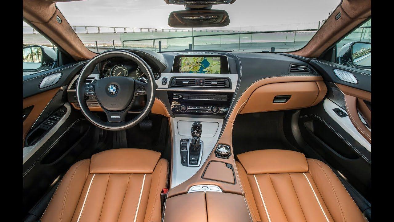 Bmw F06 650i Gran Coupe Facelift Interior Design Bmw F06 650i