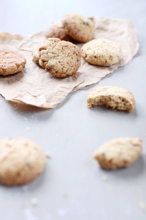 Sabl s moelleux au pralin et figues s ch es recette - Cuisiner des figues fraiches ...