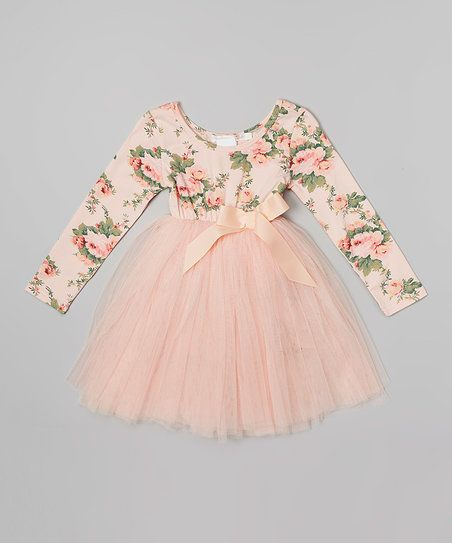 606236ef07ff Garden party princesses will delight in this frock s fresh floral ...