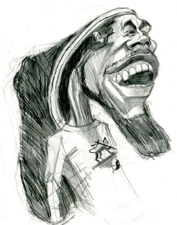 Bob Marley caricature by jmhoth on DeviantArt Gallery
