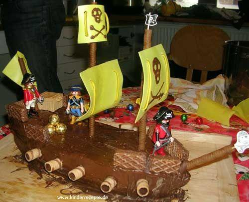 Piratenschiff Ein Rezept Von Kinderrezepte De Zu Finden Unter