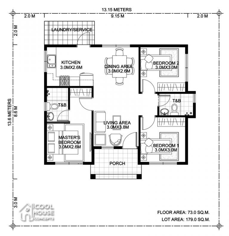 Bungalow House Plan Bungalow Floor Plans Bungalow House Floor Plans Bungalow House Design