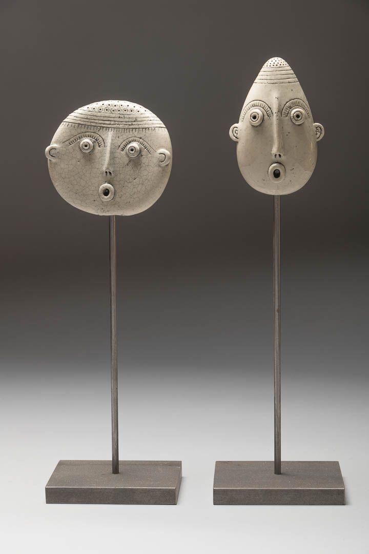 ceramicmask #paperclay #clayart #slabpottery #potterybowls #potteryart #ceramicpottery #potterysculpture #sculptureclay