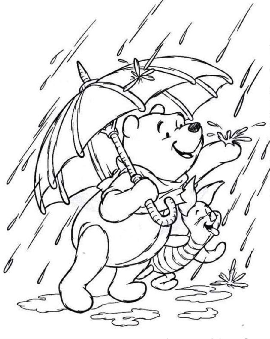 Parable Of The Sower Coloring Page Inspirational Beautiful Rainy Day Coloring Pages For Preschooler Coloring Pictures Cool Coloring Pages Disney Coloring Pages