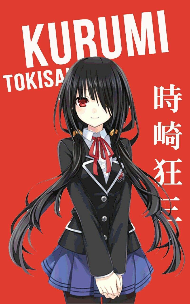Beautiful Anime Girls 7anime Net Anime Date Anime Character Names Kurumi Tokisaki