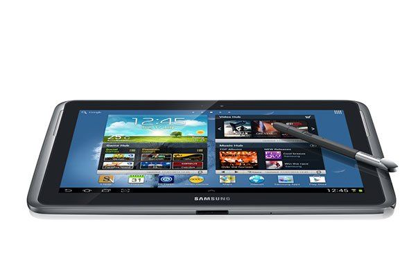 Samsung Galaxy Note 10 1 Review This Tablet S Mightier With A Pen Time Com Samsung Galaxy Tablet Samsung Tablet
