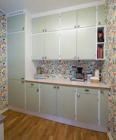 Funkis köksluckor till IKEA stommar Cool! | Kök retro