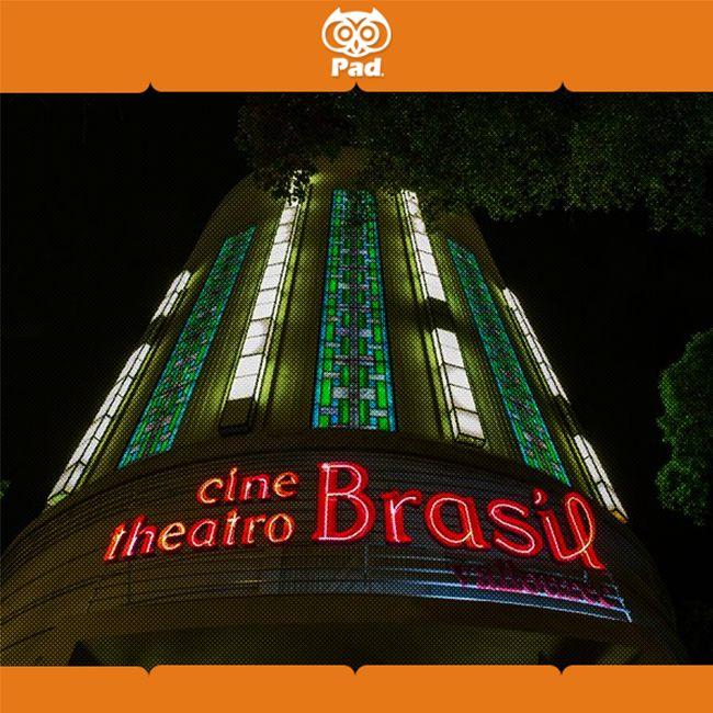 O antigo Cine Theatro Brasil, hoje conhecido como Cine Theatro Brasil Vallourec foi reaberto após quase 15 anos de portas fechadas. A revitalização da marca foi feita pela Greco Design, e o letreiro produzido pela PAD Comunicação.