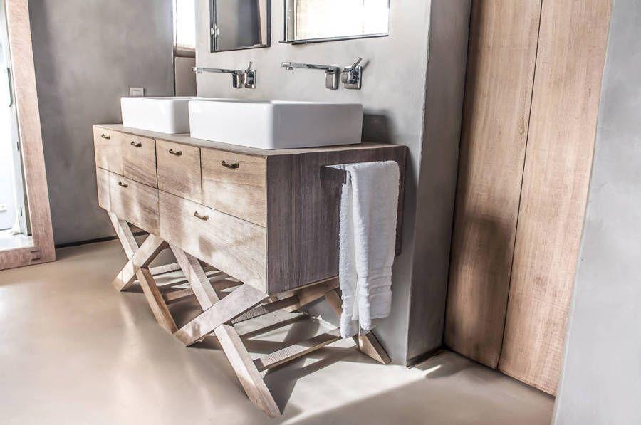 Mueble rústico para baño | Muebles de baño, Lavabos, Casa ...