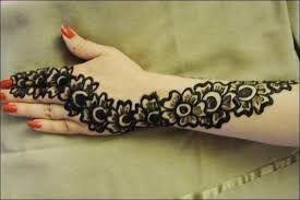 Hasil Gambar Untuk Henna Kaki Simple Henna Henna Design Dan