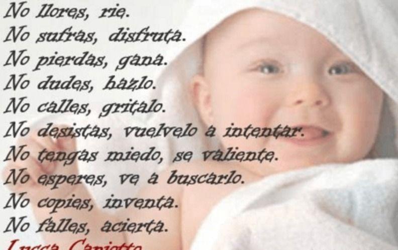 Frases De Amor Para Un Hijo O Una Hija Frasess Frases Cortas Para