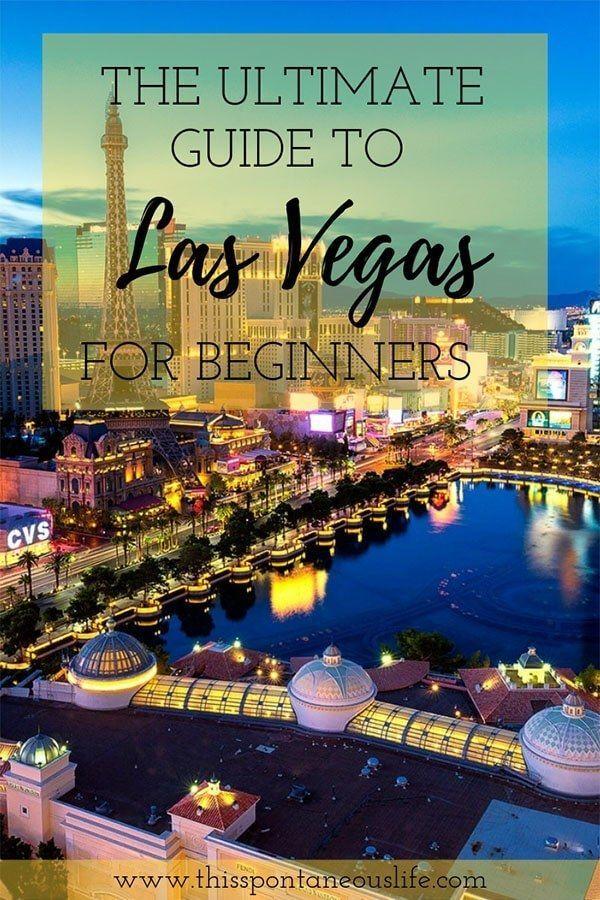 Vegas Guide For Beginners