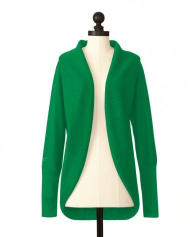 Check out this really cute North Texas circular cardigan from meeshandmia.com $79.00