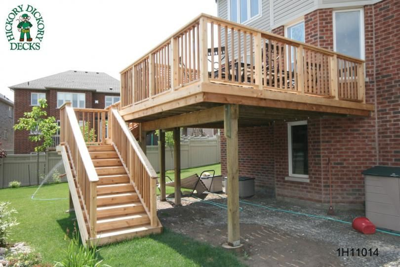 Elevated Deck Plan Pictures Deck Design Deck Designs Multi