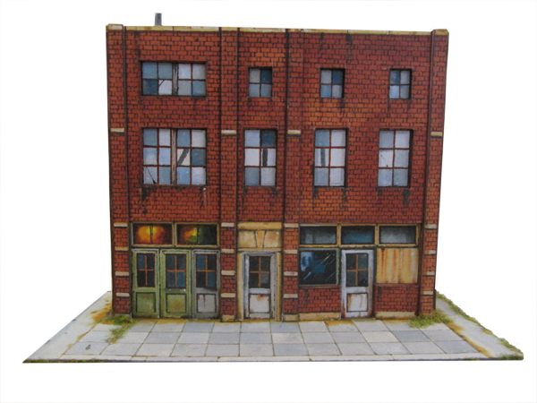 Print out scenery for your model railroad cardstock - Printable ho scale building interiors ...