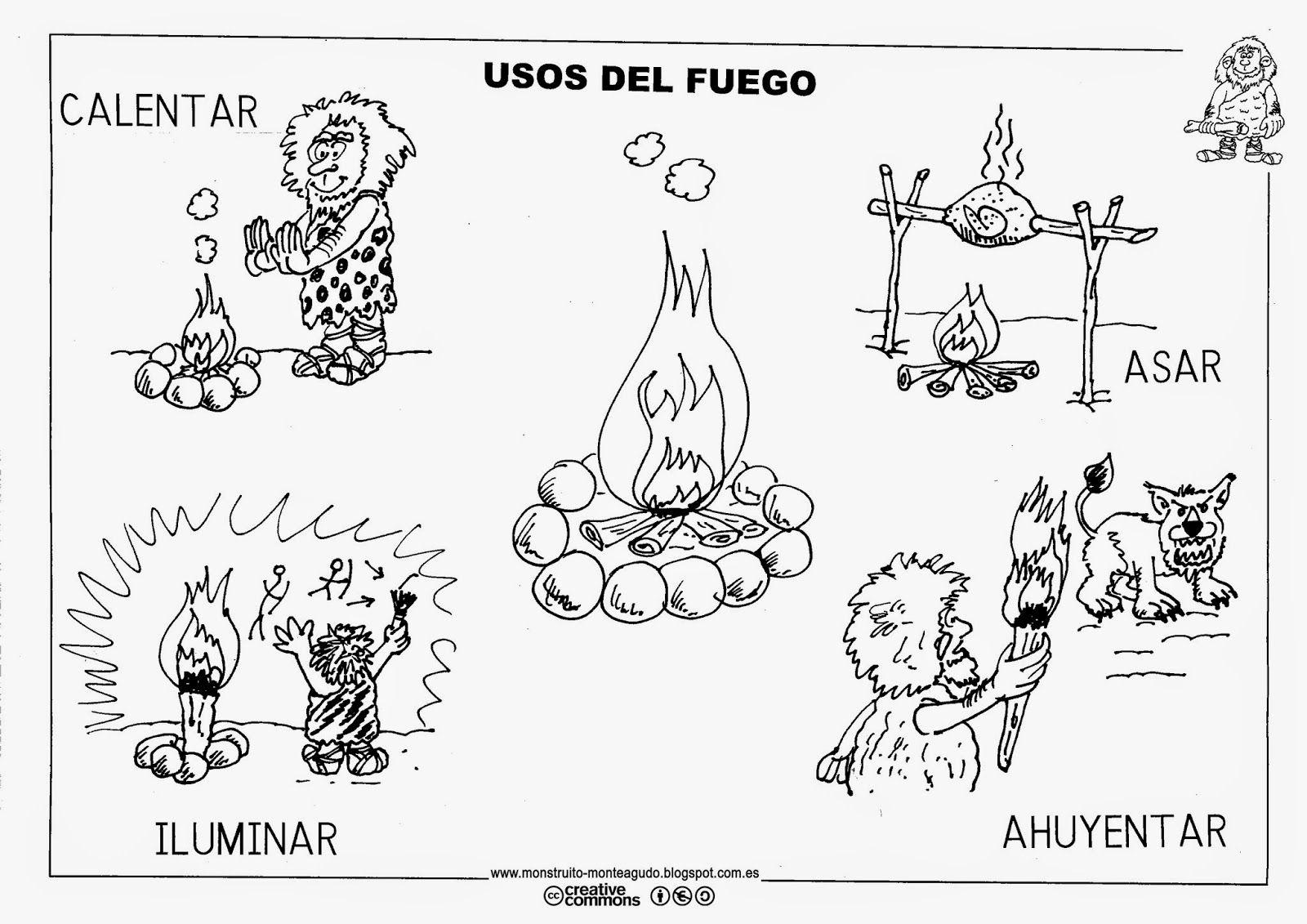 El Monstruito En Monteagudo La Prehistoria Iv