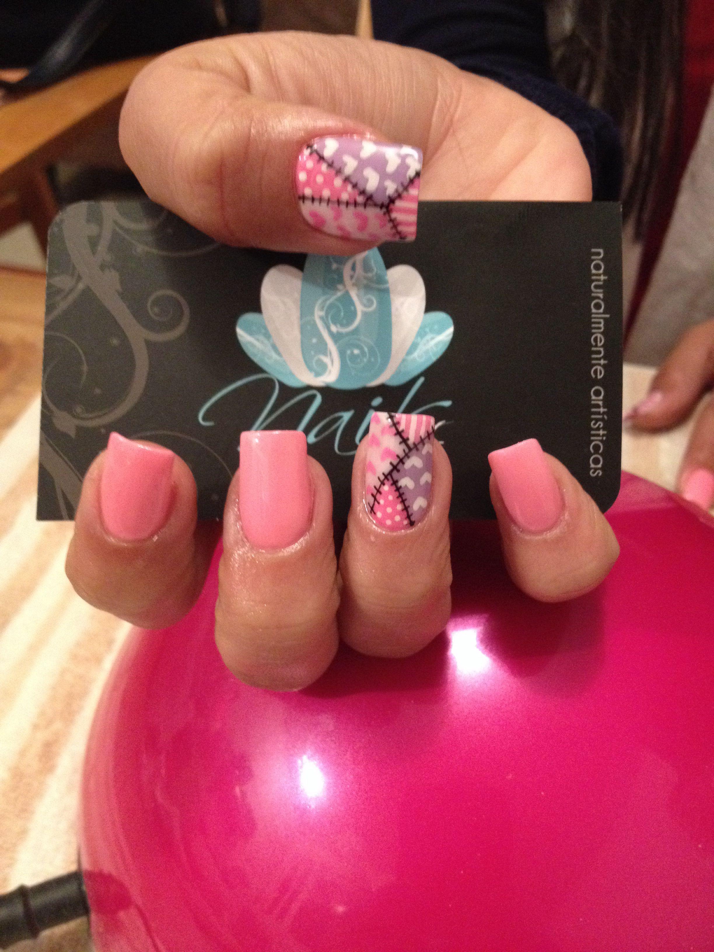 Acrylic nails, nails art. | Nails! Nails! Nails! | Pinterest | Nail ...