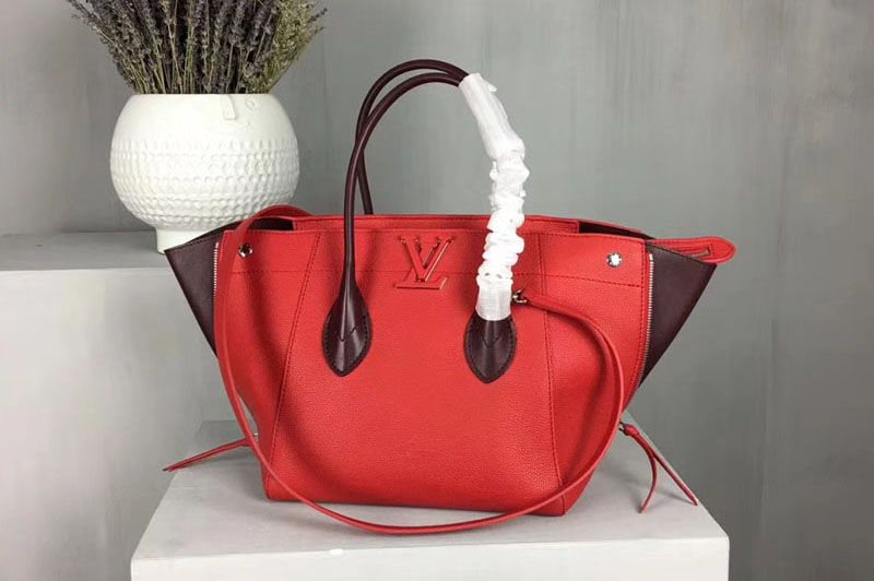 Louis Vuitton M54843 Freedom Bags Red